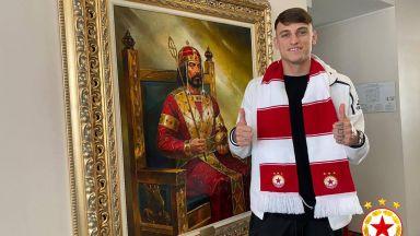 Куриоз от Италия: Новият в ЦСКА ще взима 1,5 милиона евро на година