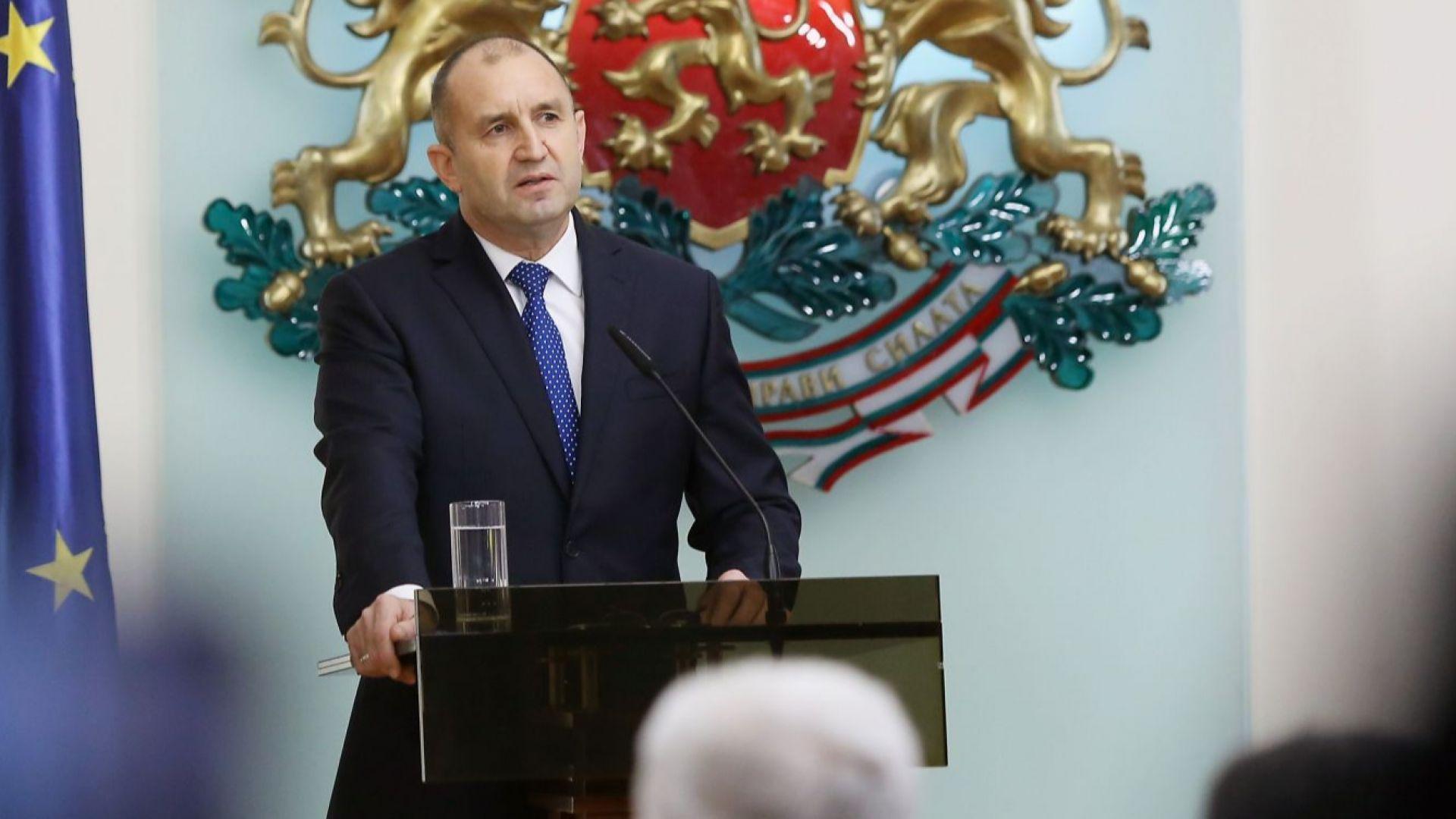Президентството отговори за SMS-а до главния прокурор, бил за шпионския скандал