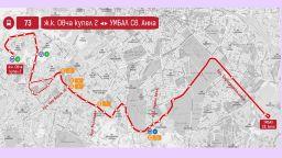 Предлагат удвояване на маршрута на автобус 73
