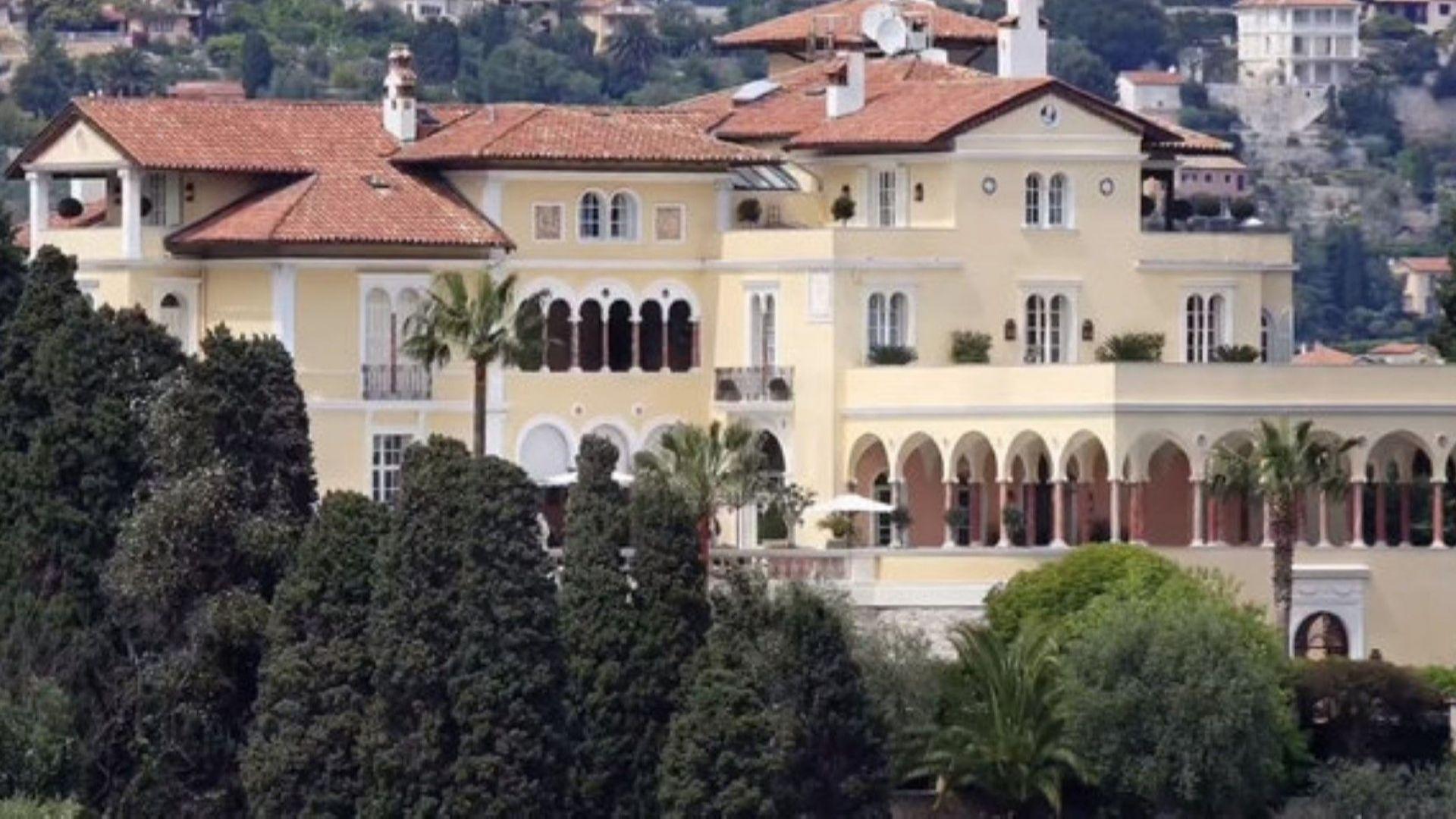 Най-богатият украинец купи най-скъпата къща на Лазурния бряг