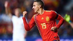 Барселона се спря на испански национал за своята атака