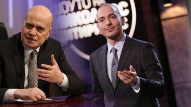 За пръв път един срещу друг: Николаос Цитиридис vs. Слави Трифонов