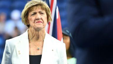 Разкъсваната от критики Маргарет Корт остана без покана за Australian Open