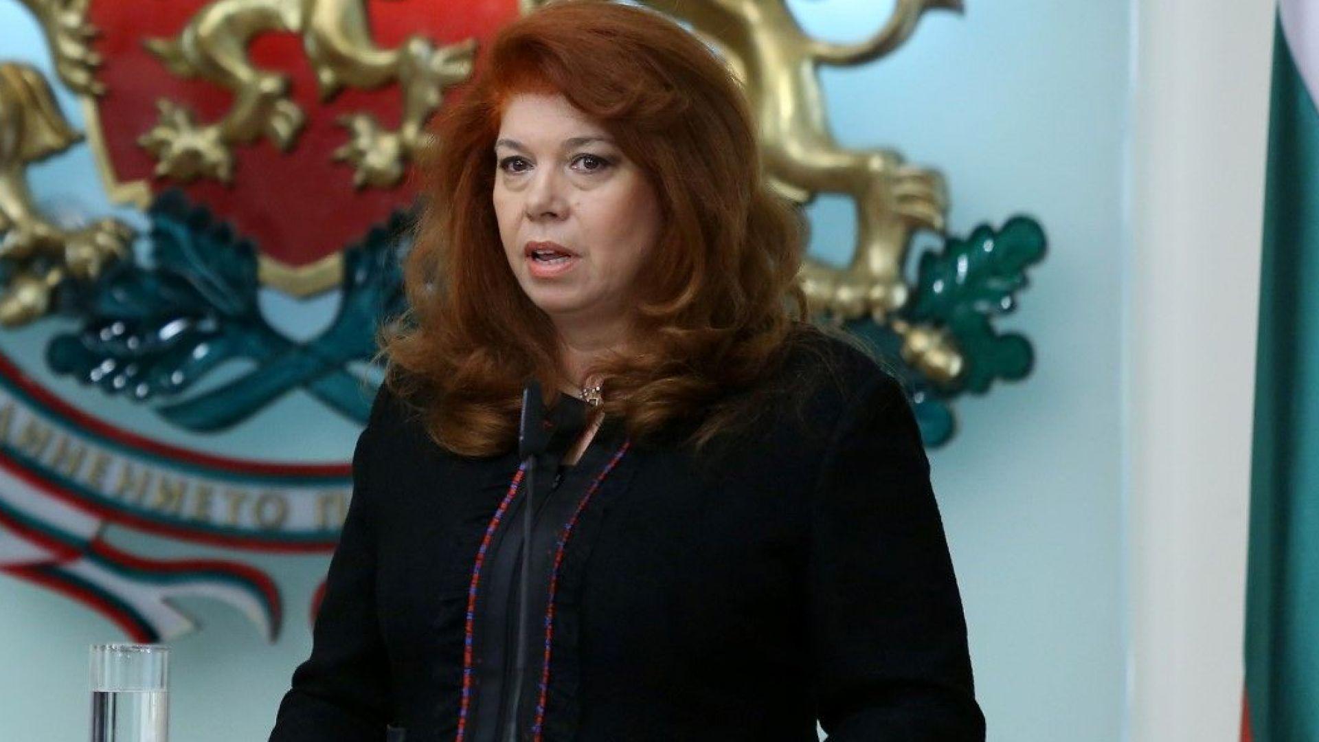 Вицепрезидентът предлага създаването на Асоциация на българските общности по света