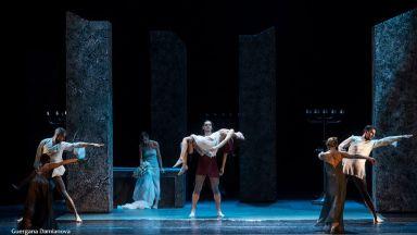"""Балет """"Арабеск"""" представя най-великата любовна история на всички времена """"Ромео и Жулиета"""""""