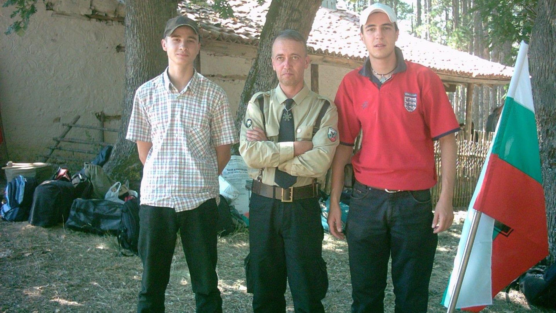 Емил Крумов по средата