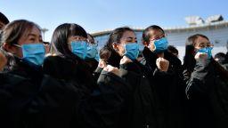 Глобиха с над $400 хил. аптека в Пекин заради спекула с цените на маските