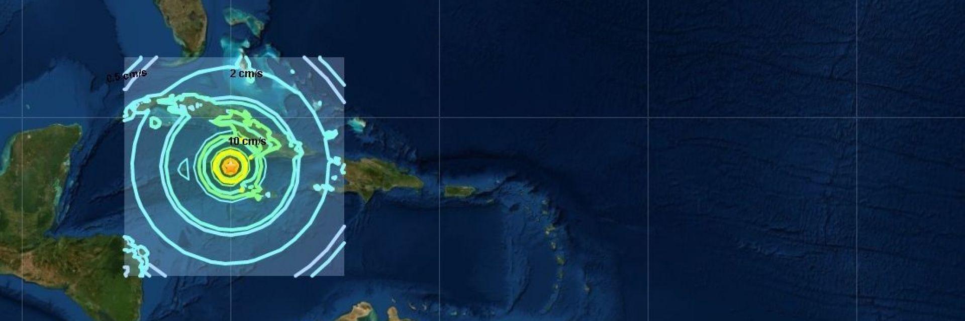 Опасност от цунами за Ямайка и Куба след мощно земетресение, разклатило и Маями