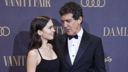 Тя ще бъде дама на Антонио Бандерас във вечерта на Оскарите