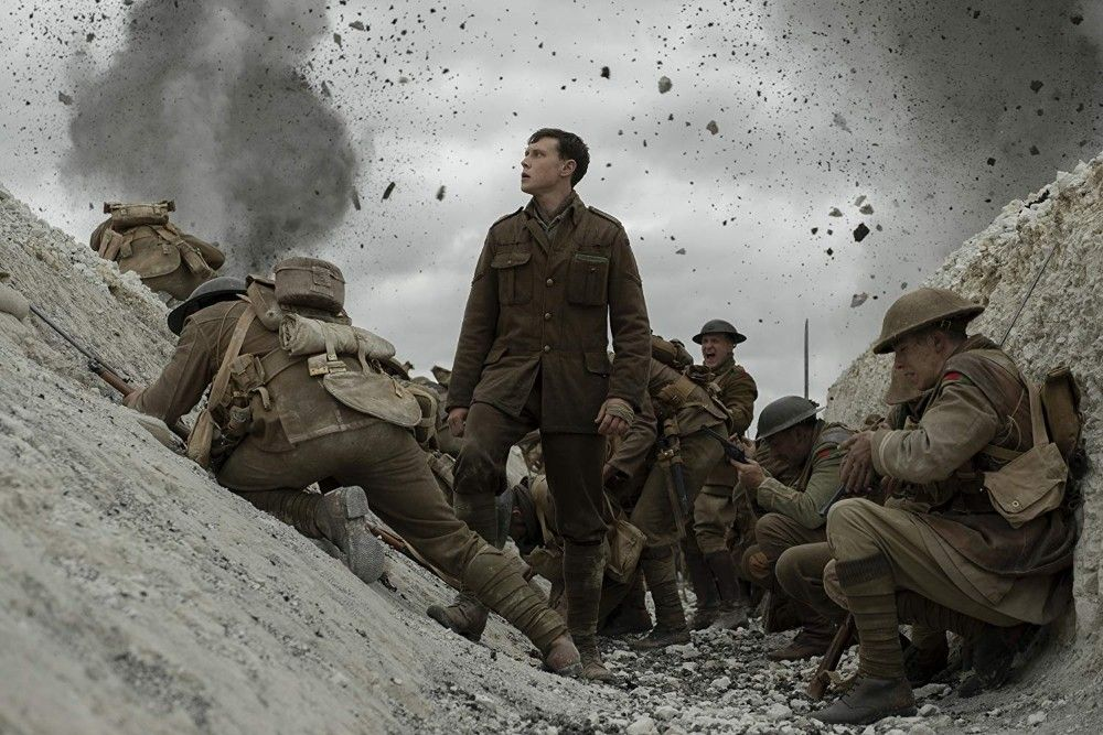 """кадър от филма """"1917"""""""