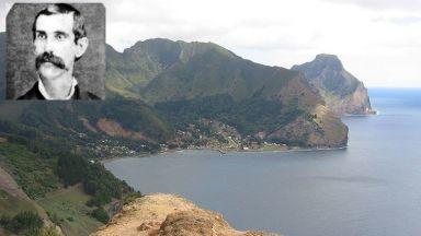 Истинският Робинзон Крузо - бунтарят, който оцелява на самотен остров
