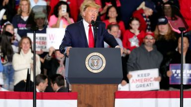 Петте ключови точки в мирния план на президента Тръмп за Близкия изток