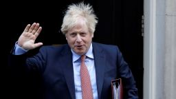 Борис Джонсън е заразен с коронавирус