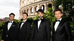 """""""Четиримата италиански тенори"""" отново идват на турне у нас"""