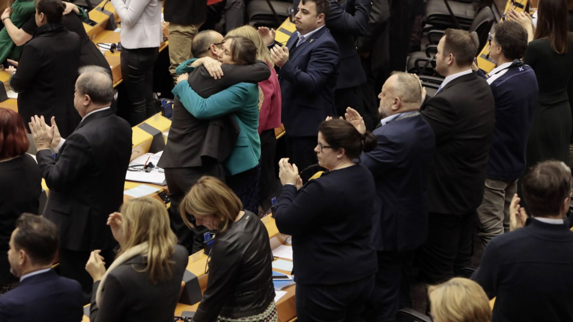 Европейският парламент одобри тази вечер с 621 гласа