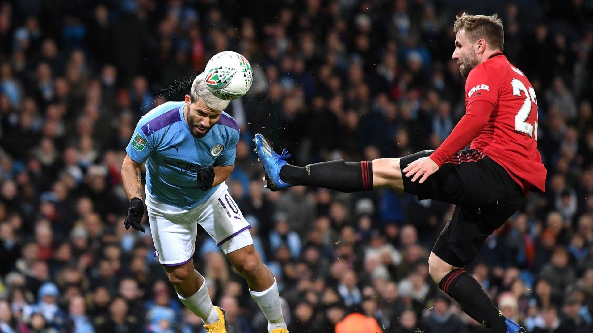 """Юнайтед се хвърли за обрат, но не спря Сити по утъпкания път към """"Уембли"""""""