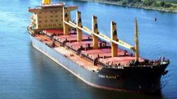 """Корабът """"Стара планина"""" пристига в Констанца без двама моряци"""