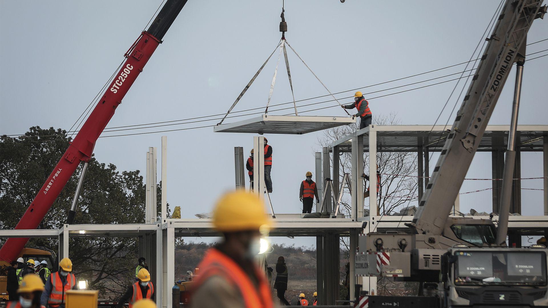 Прогнозират спад с 50% на жилищното строителство след кризата