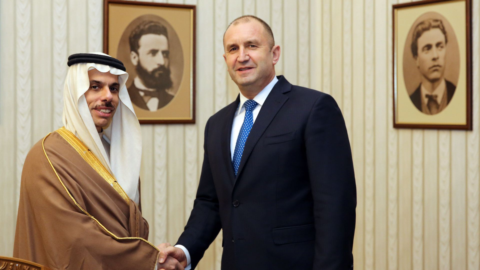 България затяга връзките със Саудитска Арабия (снимки)