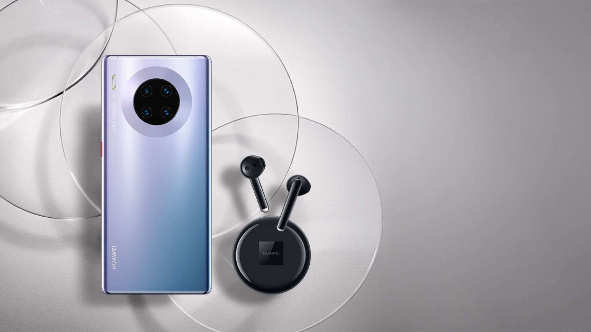 От Huawei предлагат аткрактивен комплект от най-добрия си смартфон и слушалки на много изгодна цена