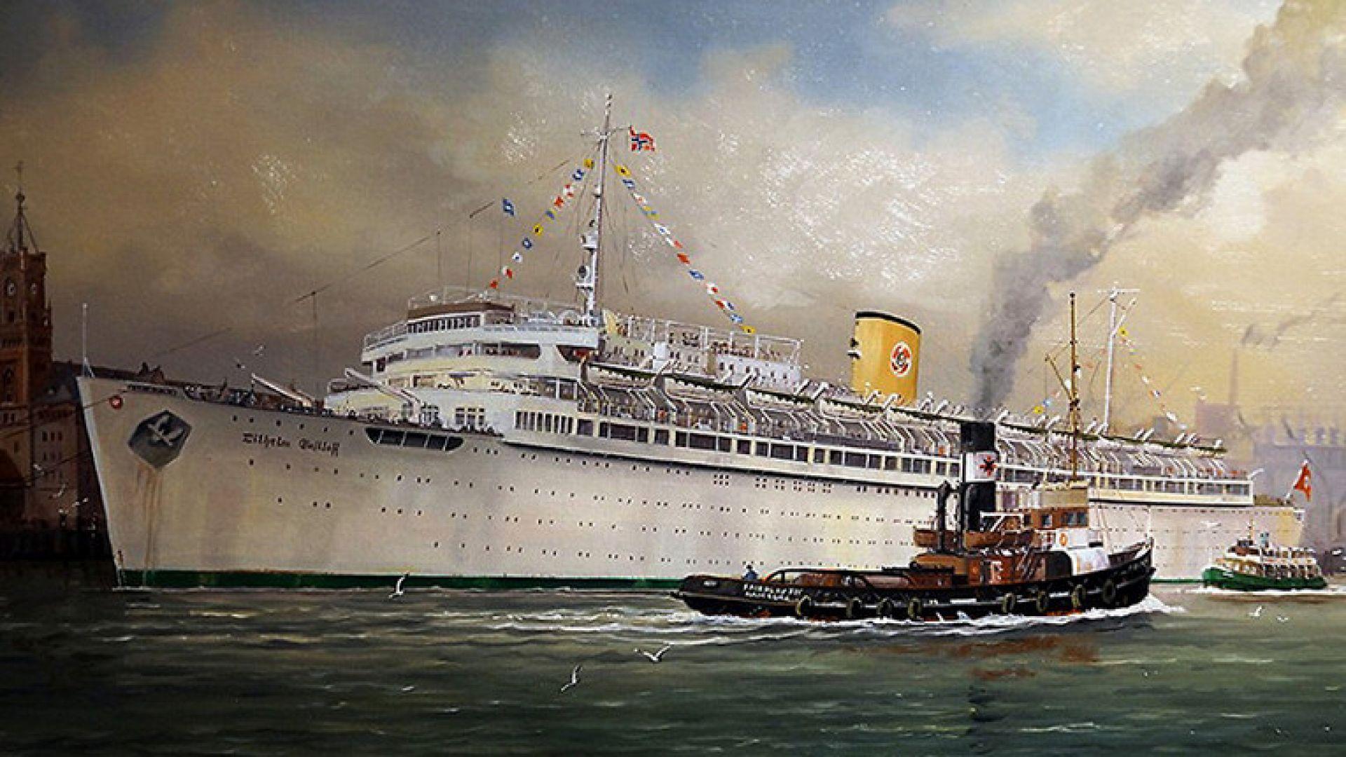 Преди 75 години: Най-смъртоносното потапяне на кораб в историята