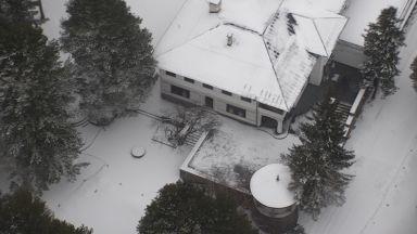 """Събарят 4 незаконни постройки край вила """"Аглика"""" на Божков на Витоша"""