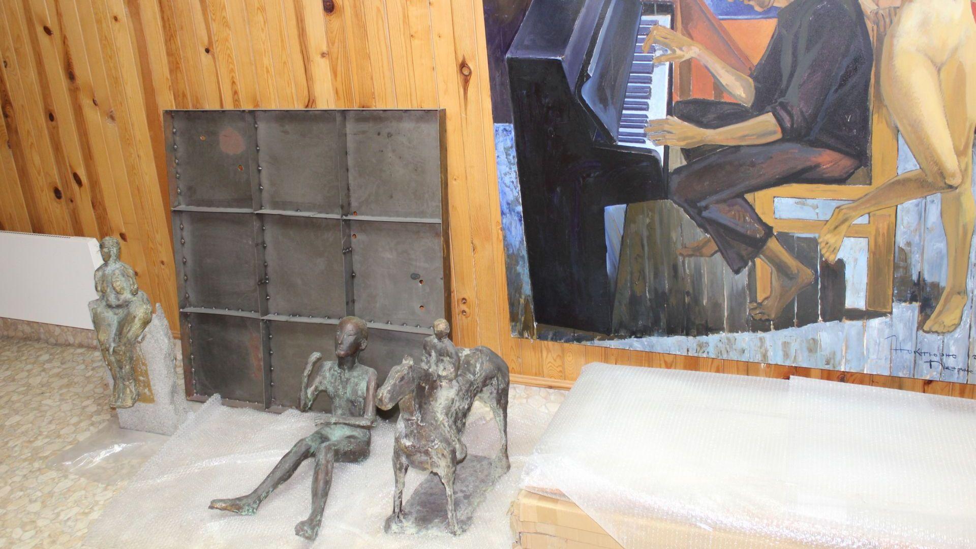 ЮНЕСКО проверява изземването на антиките на Божков, Банов отрече изнасяне на предмети от колекцията (видео)
