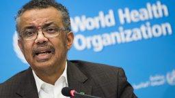 Шефът на СЗО се обяви против бързото вдигане на ограниченията във връзка с пандемията