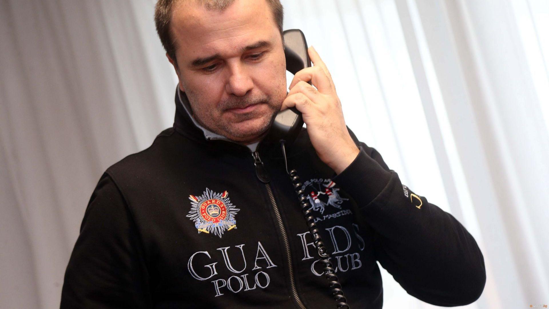 Цветомир Найденов: Почти всички шефове на Комисията по хазарта са били при Васил Божков