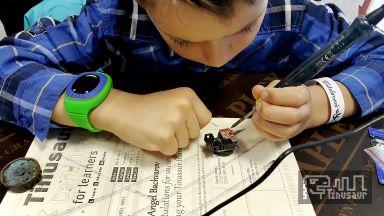 Голяма помощ за малки инженери