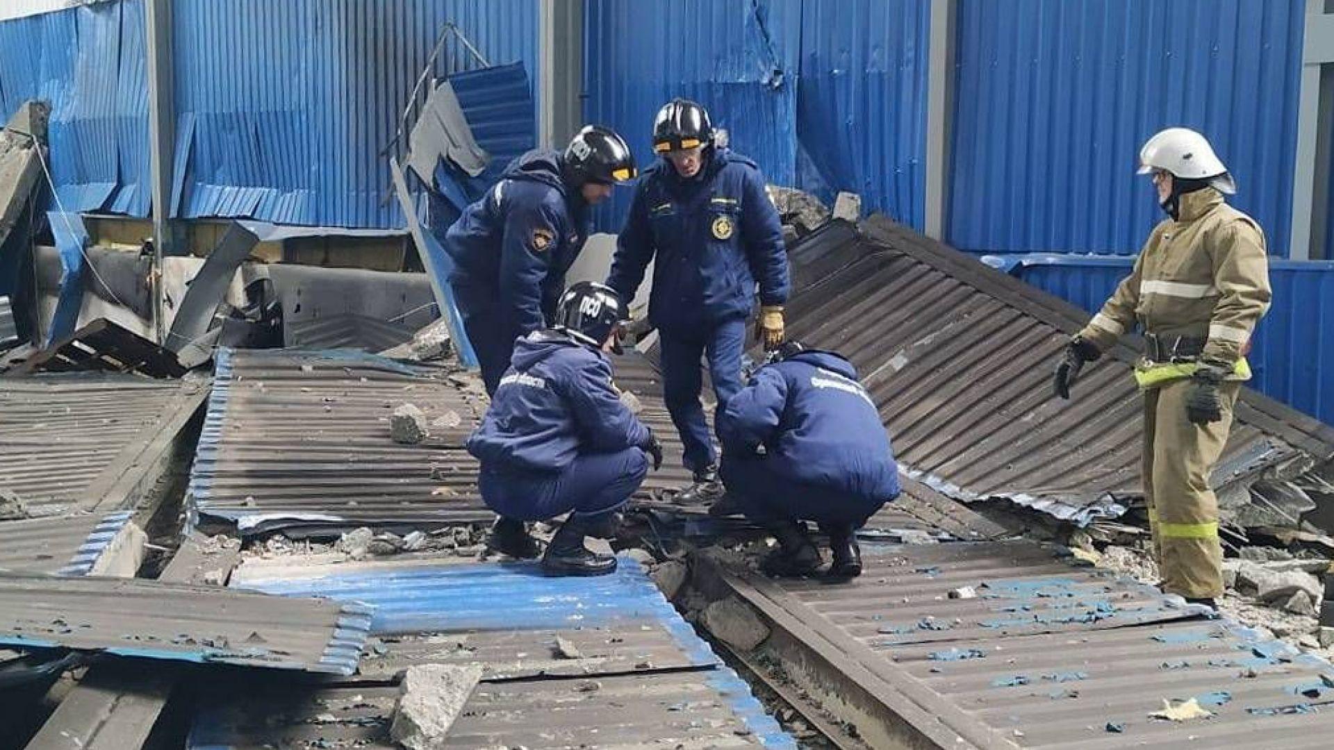 Петима загинали при взрив в руски завод, сред тях поне един турски гражданин