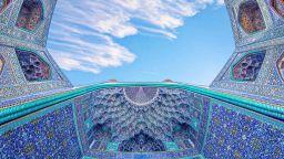 Древните свещени сгради на Иран