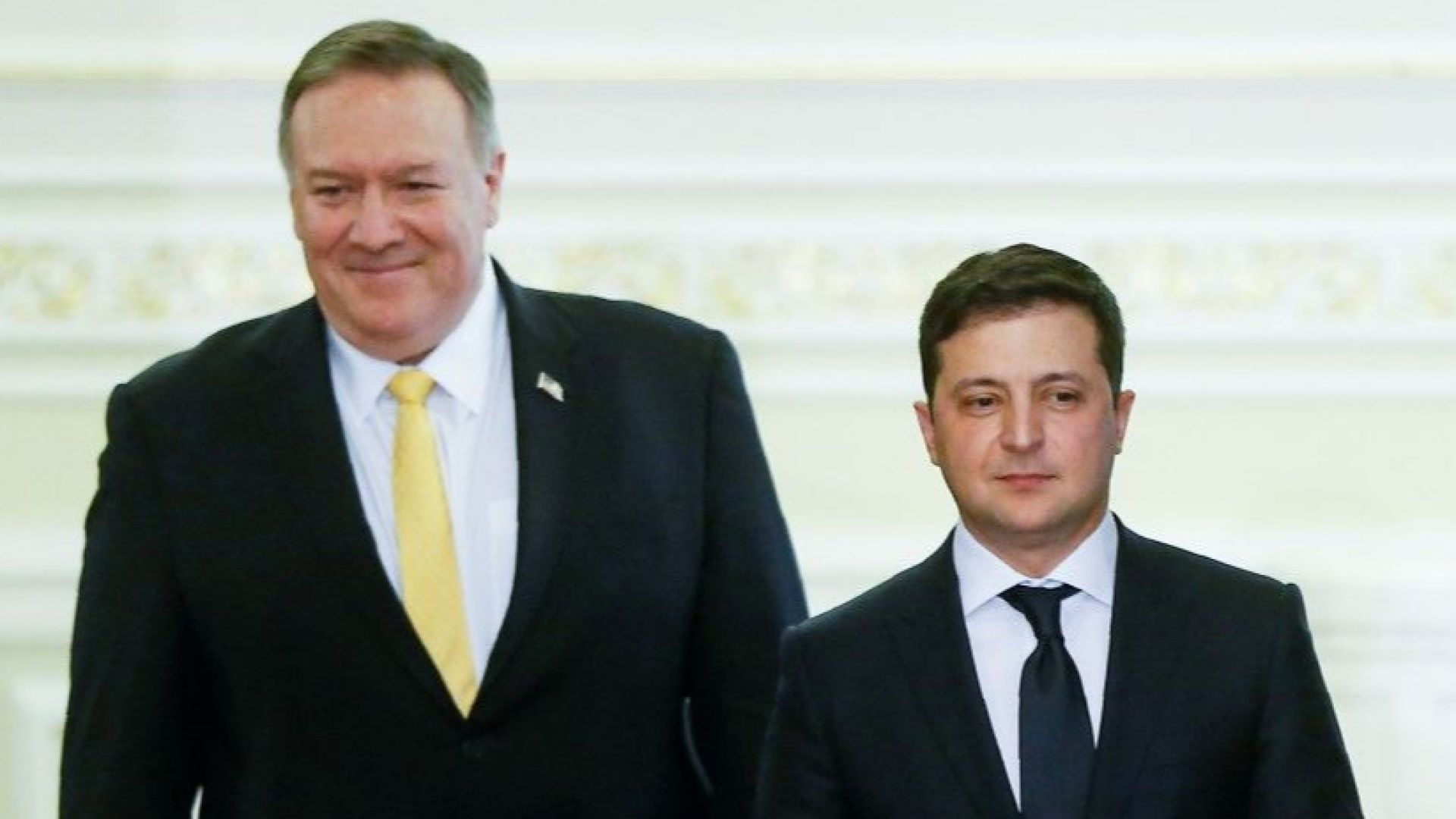 Подкрепата на САЩ за Украйна остава непоколебима
