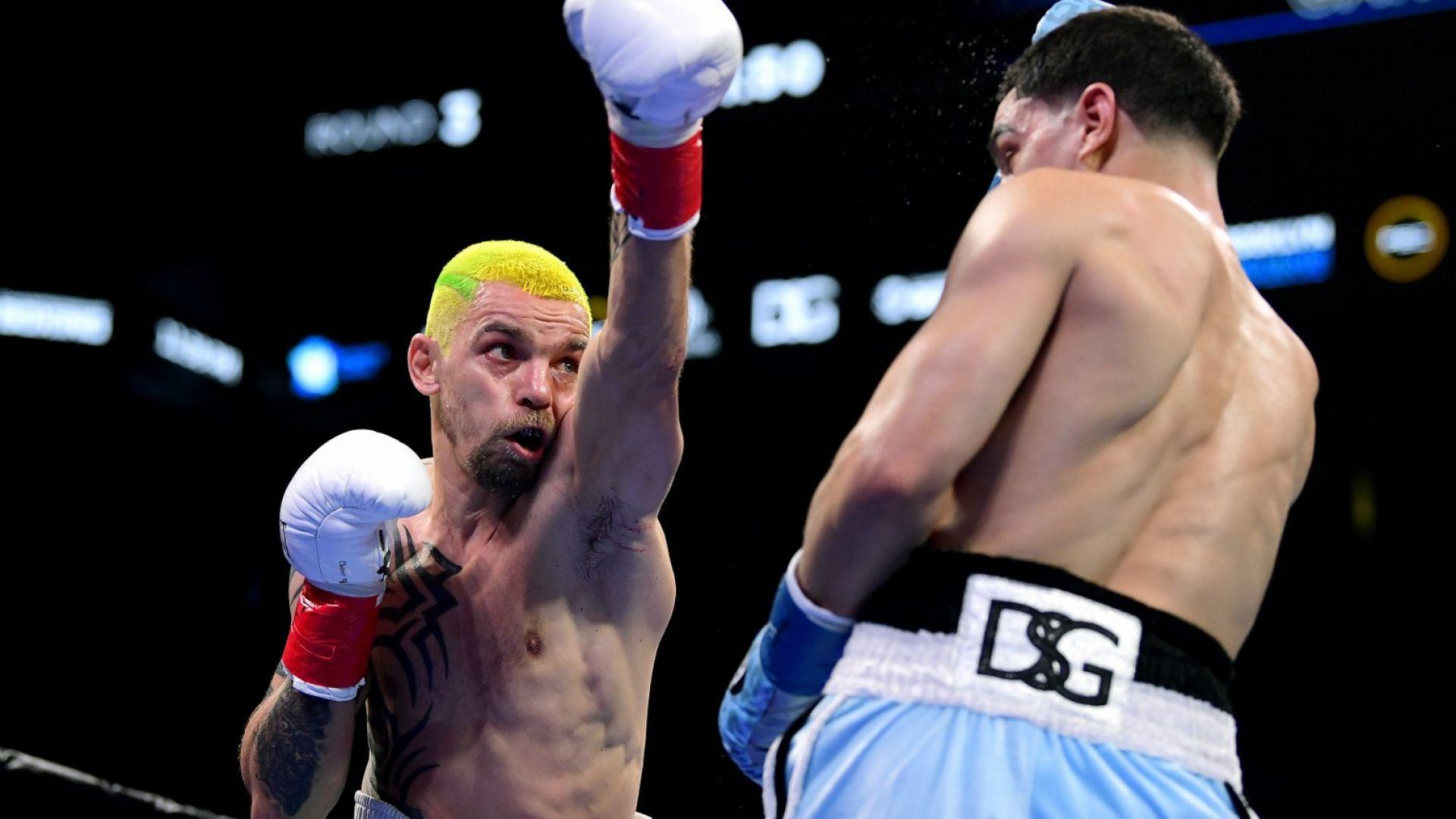 Боксьор беше наказан, след като се взе за Майк Тайсън