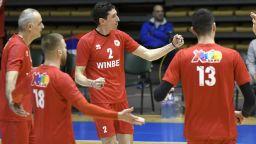 Ветеранът Ивайло Стефанов поведе ЦСКА към успех в дербито
