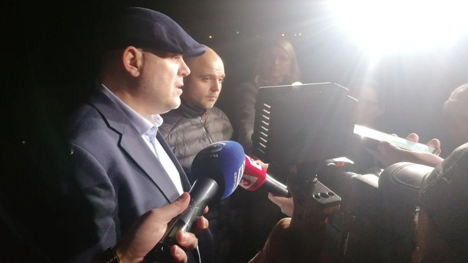 Гешев: Имаме неофициална информация, че Божков е задържан в ОАЕ (видео)