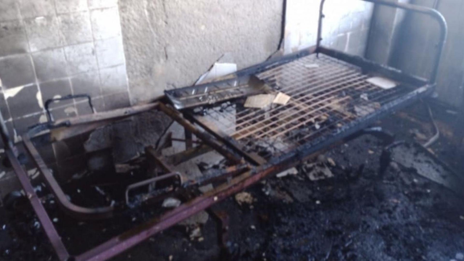 Пожар избухна в пловдивска болница, евакуираха пациенти