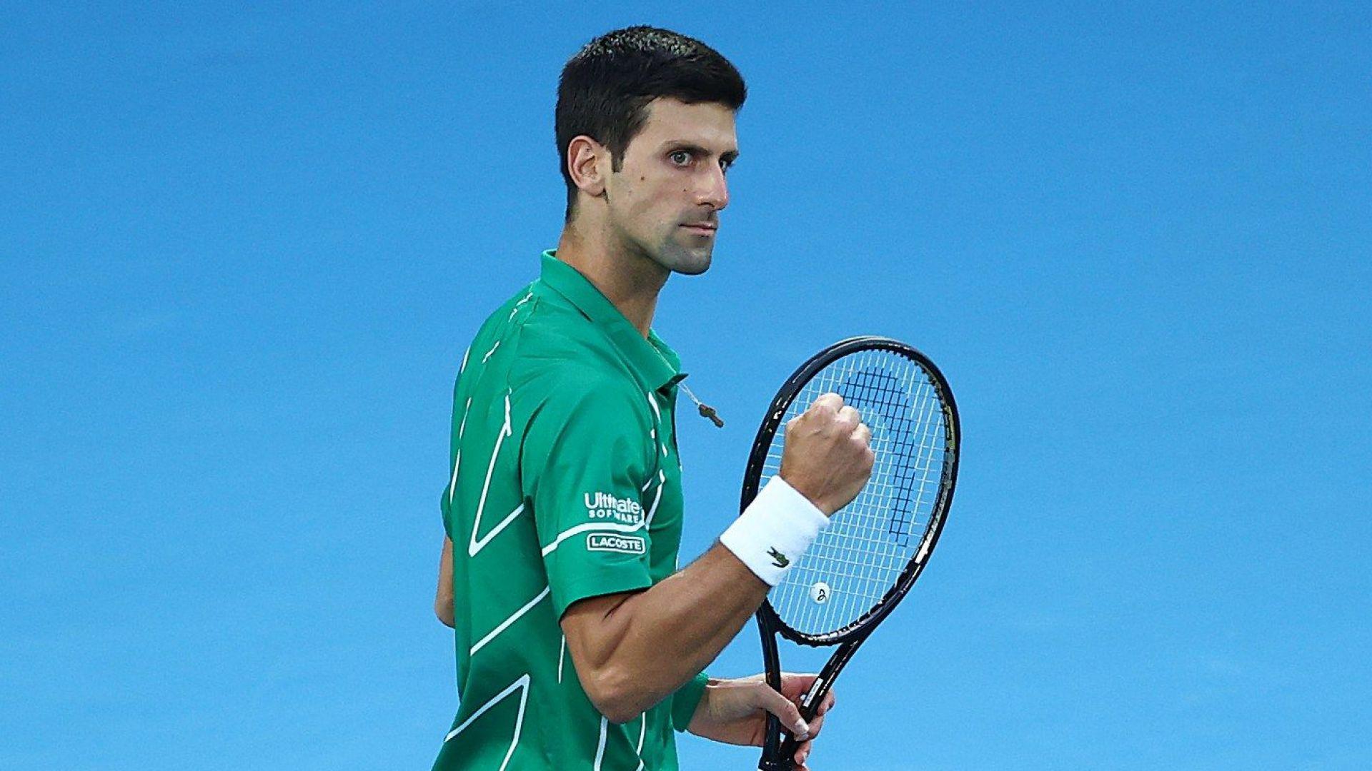 Ноле преди US Open: Бях близо да се откажа, но страстта към тениса ме доведе тук