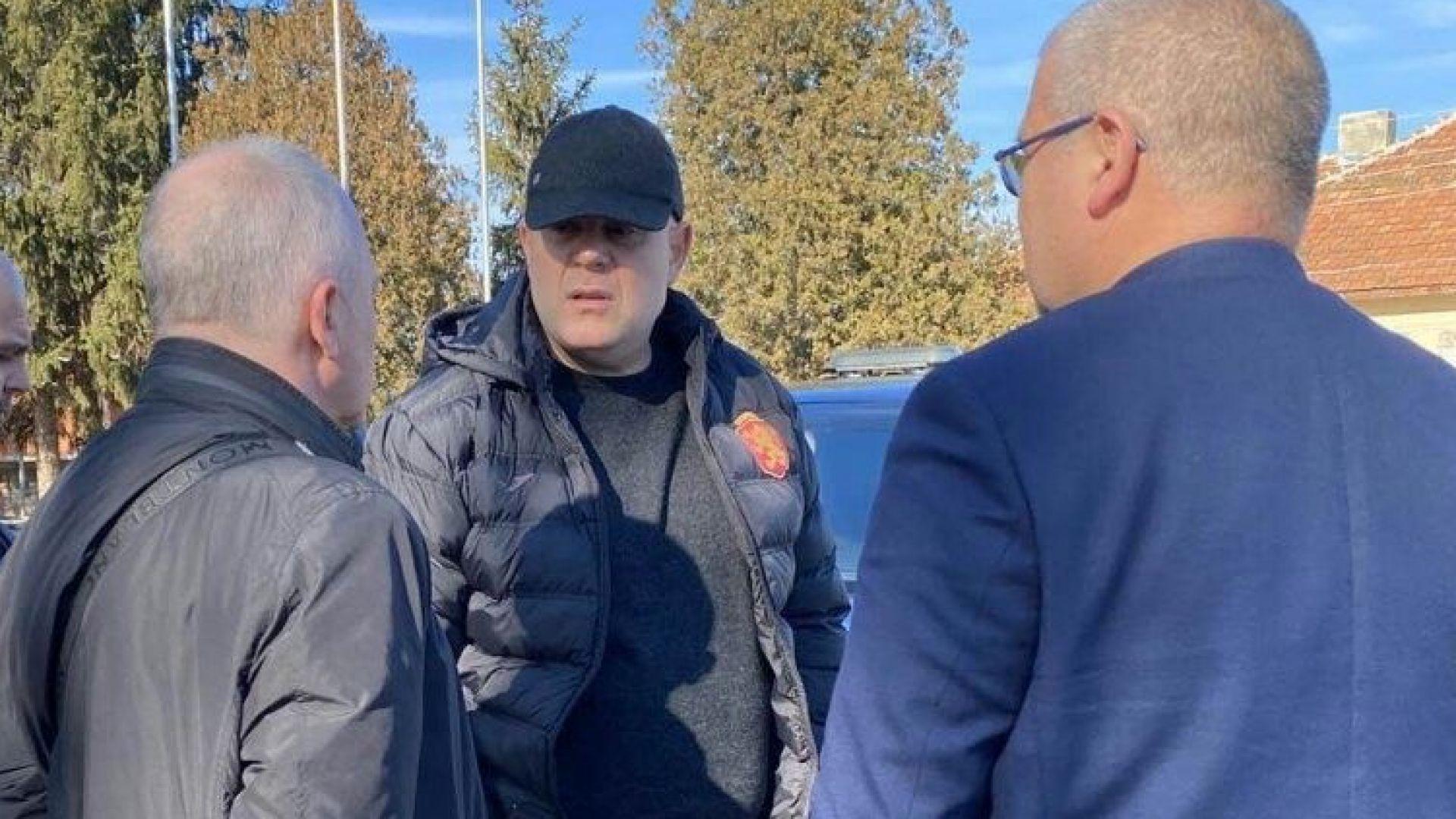 Неделна акция с 11 задържани във Варненско, Иван Гешев пристигна на място