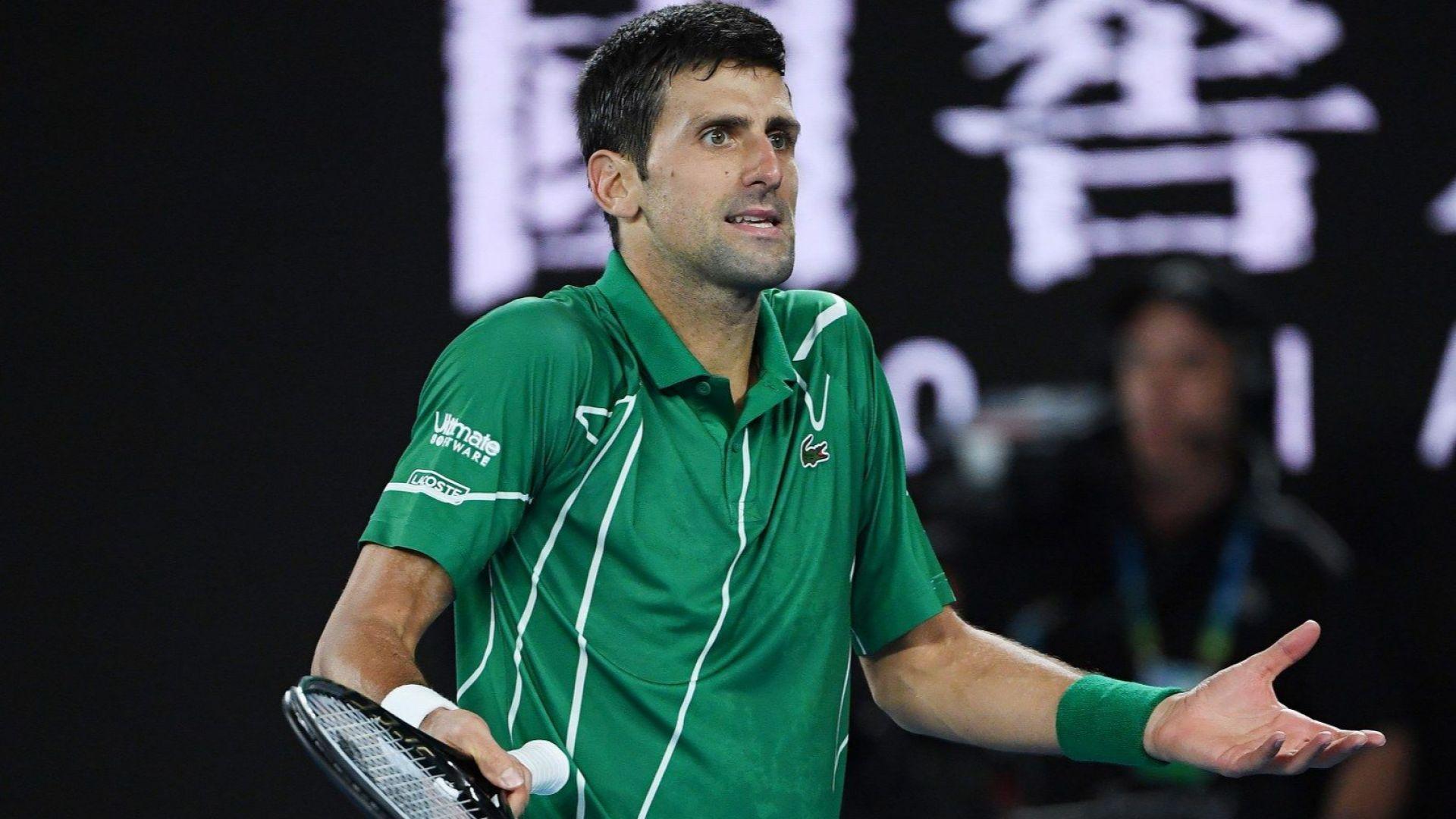 Джокович обмисля да не играе на US Open