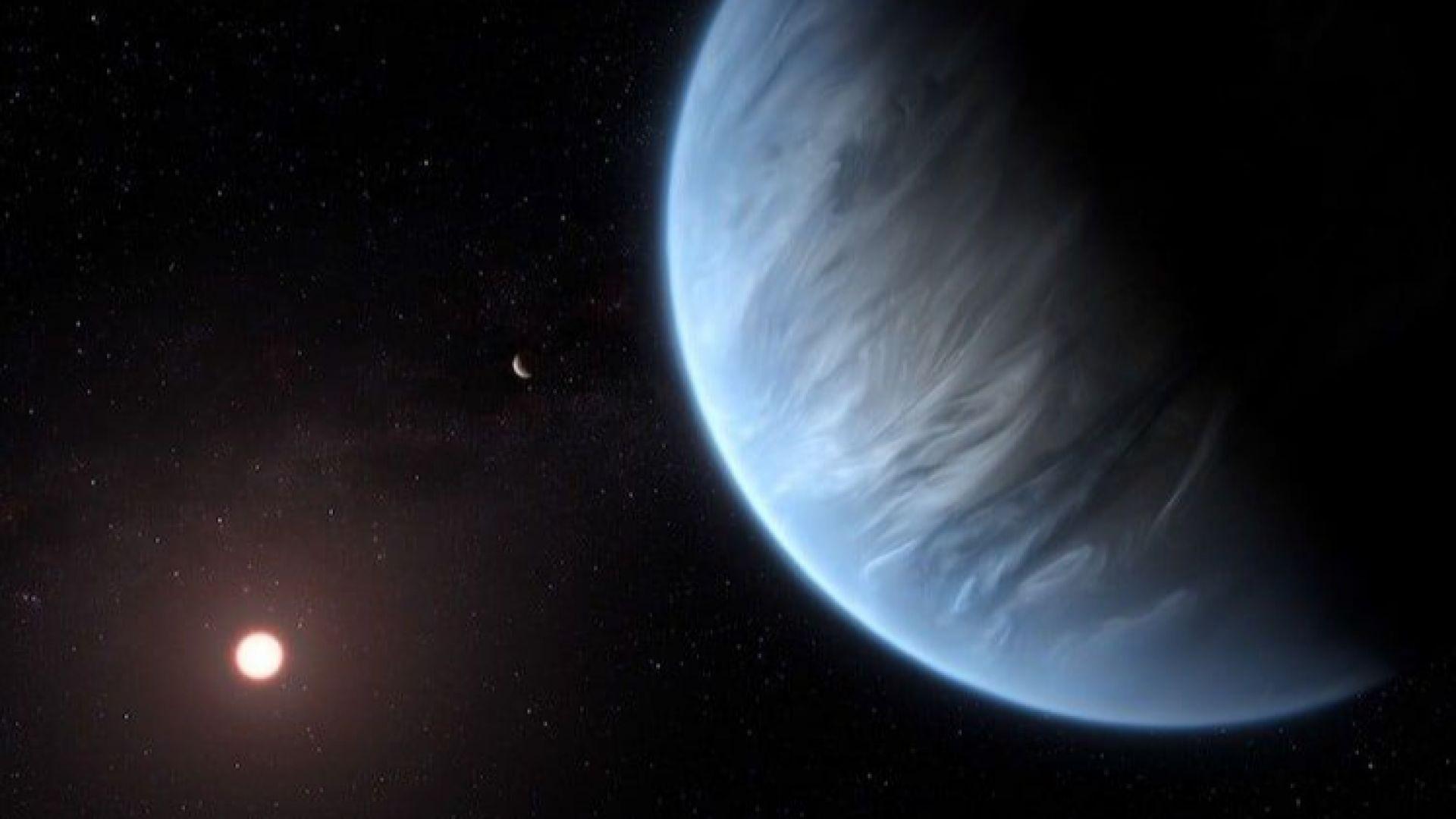 Учени откриха новородена гигантска планета в близост до Земята