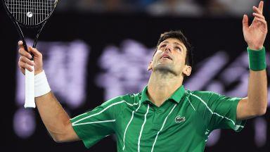 Джокович е съвсем близо до Сампрас и на 8 месеца от рекорда на Федерер