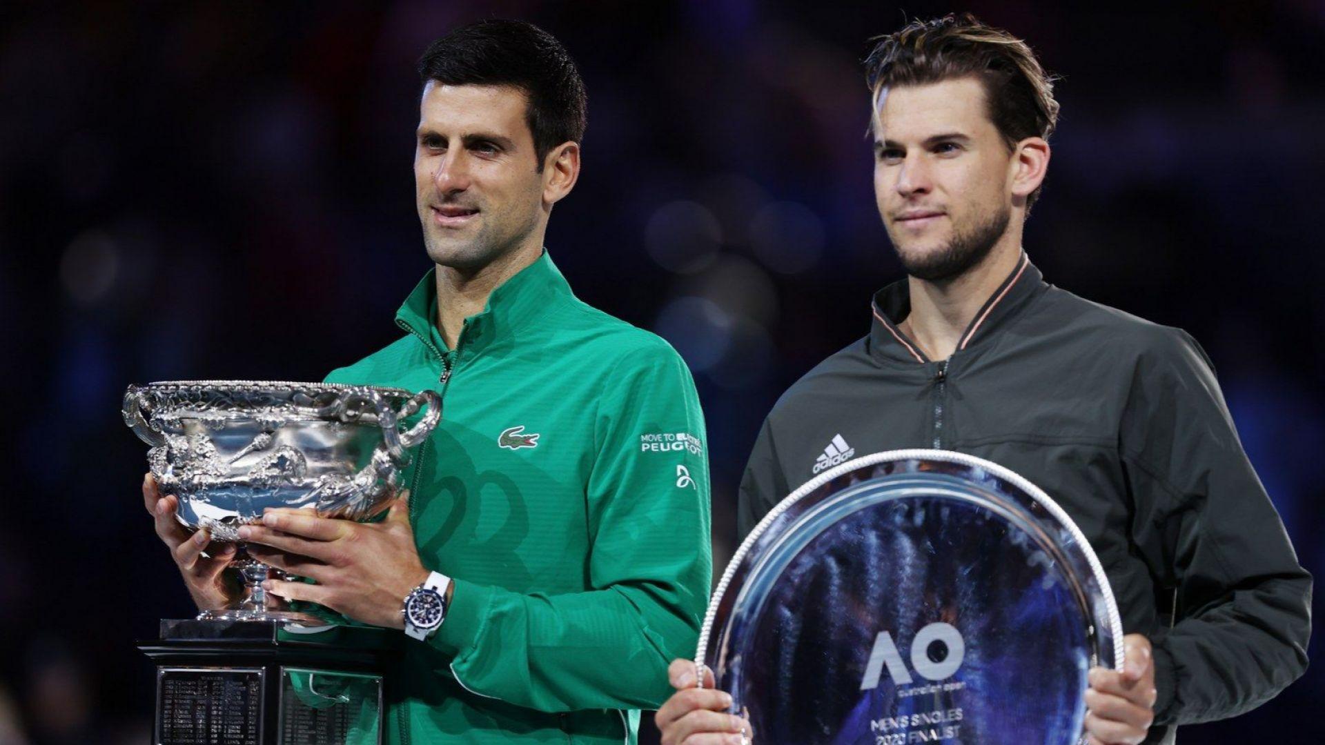 Тийм отново защити Джокович и посъветва как да се проведе US Open