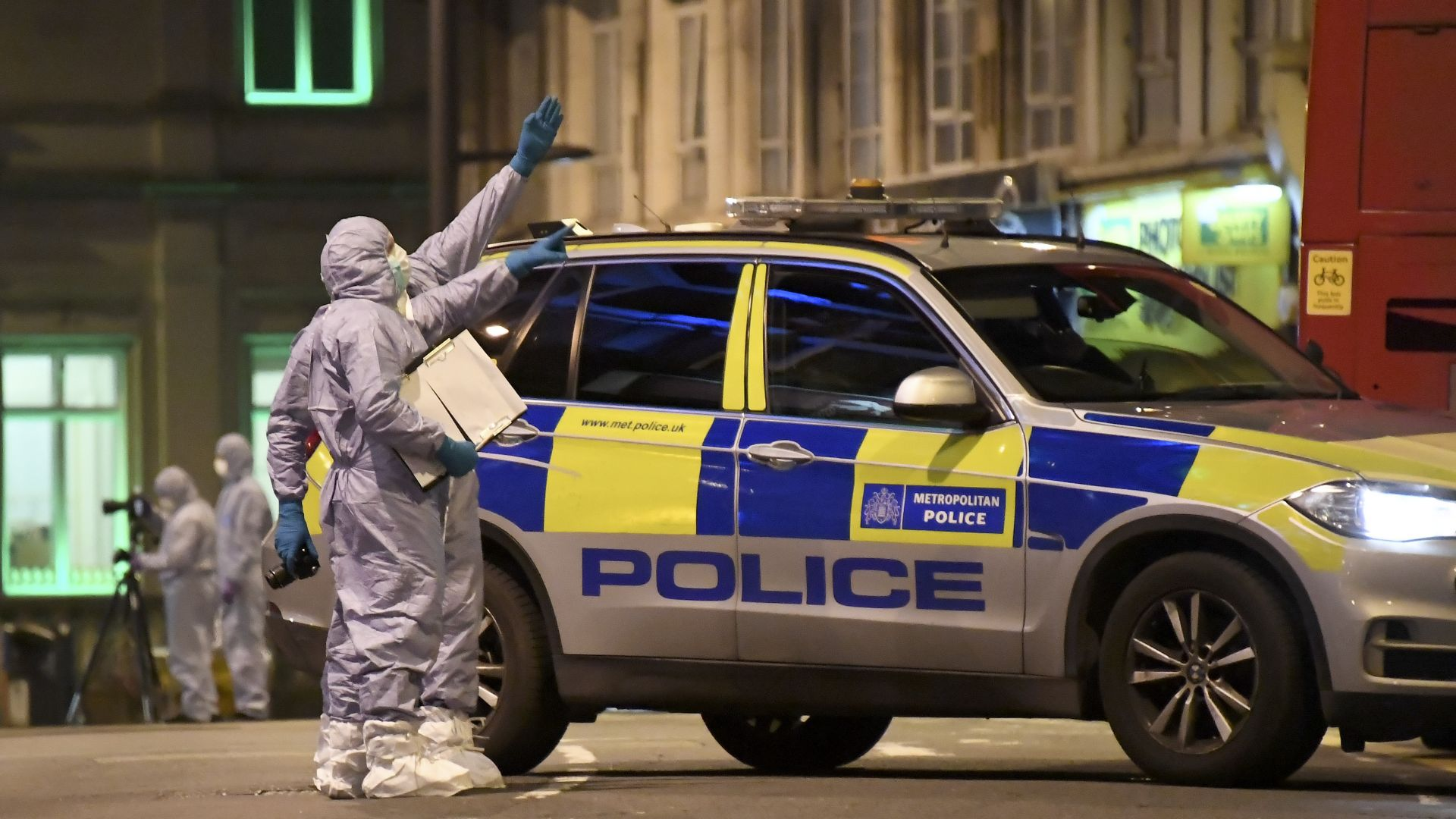 """""""Ислямска държава"""" пое отговорност за вчерашното нападение с нож в Южен Лондон"""