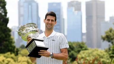 Австралия издаде забрана, поставяща под въпрос старта на сезона в тениса