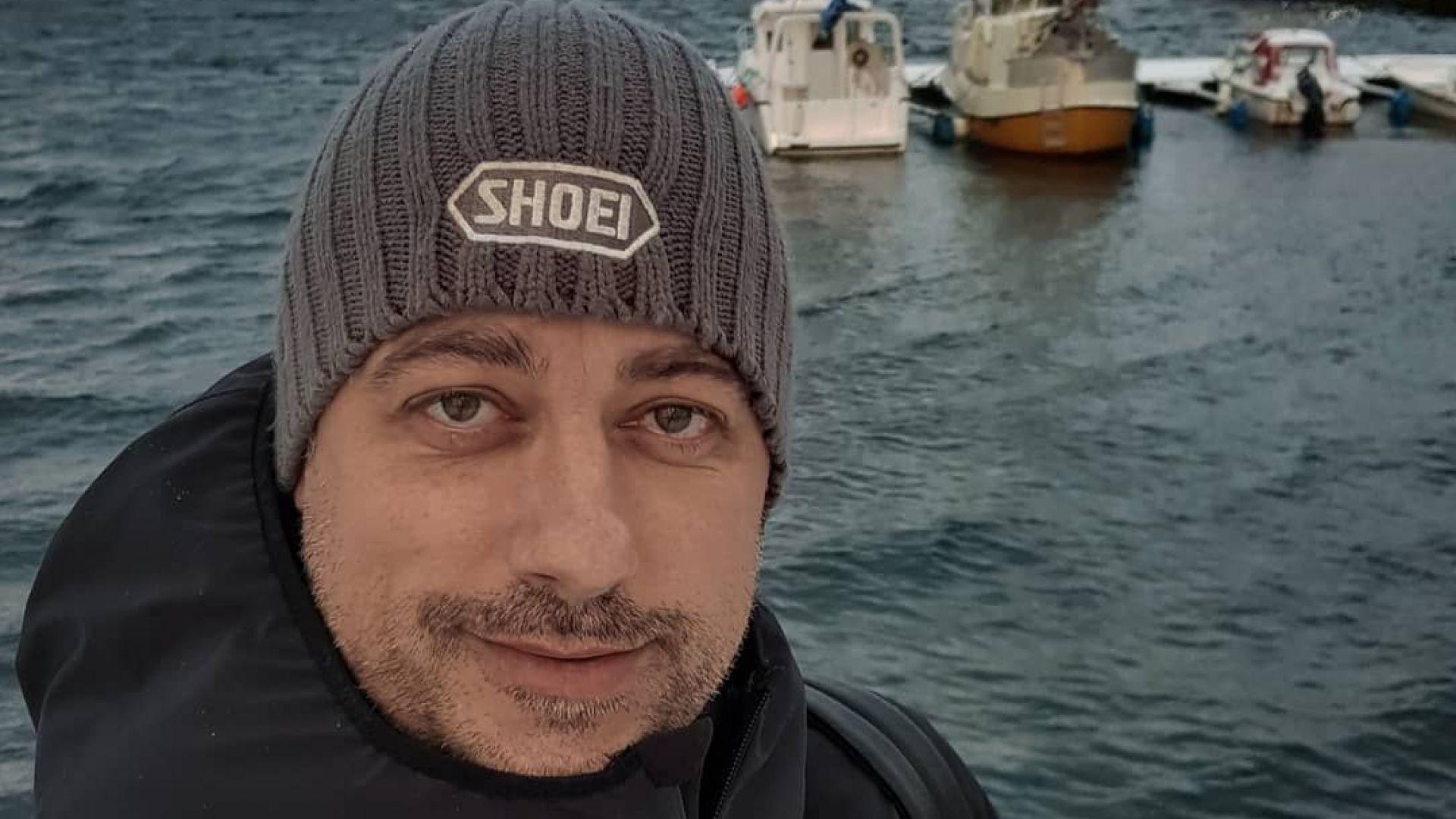 Владо Карамазов със студен полъх от края на света