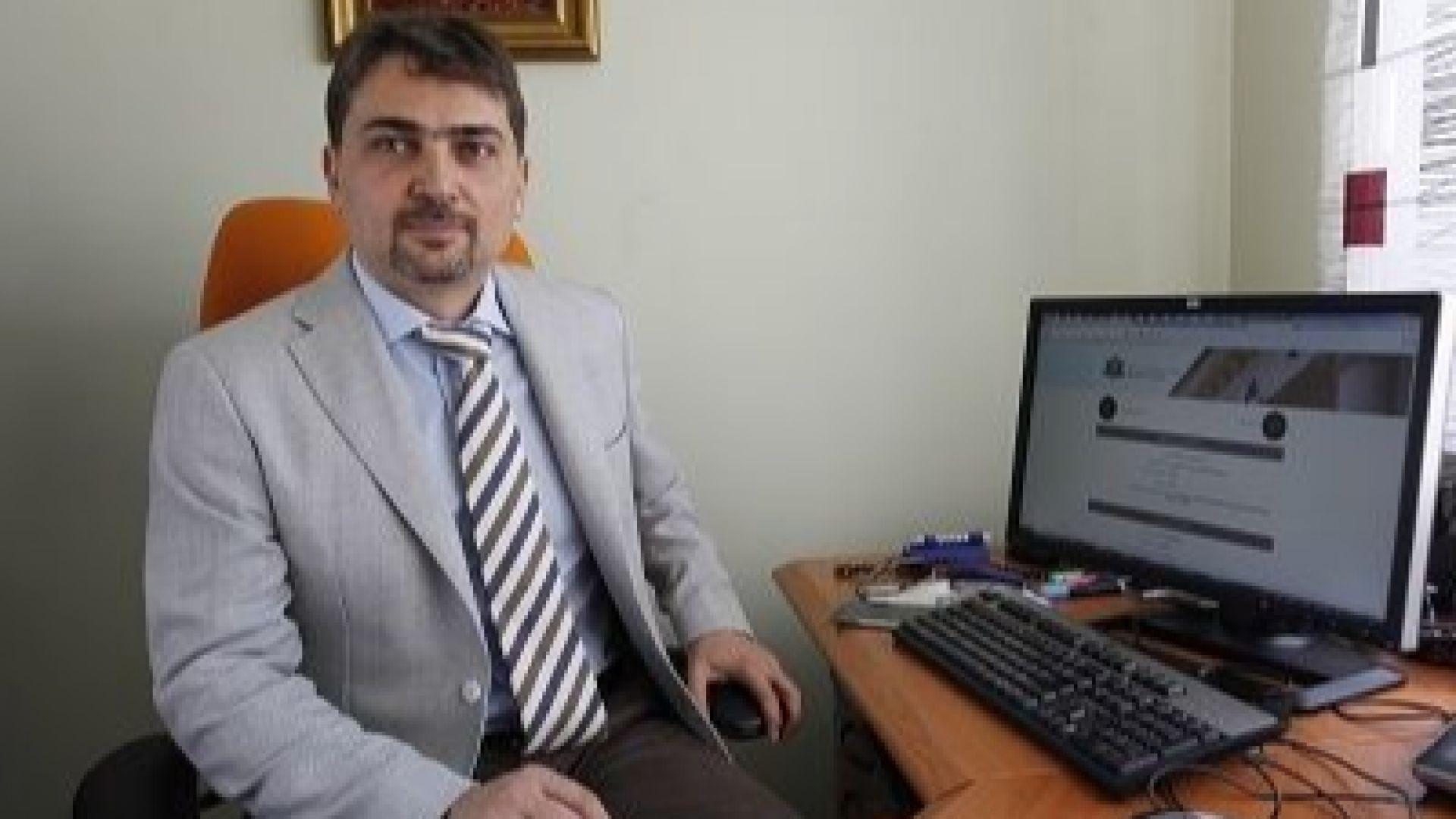 Стефан Марчев е новият председател на Софийска адвокатска колегия