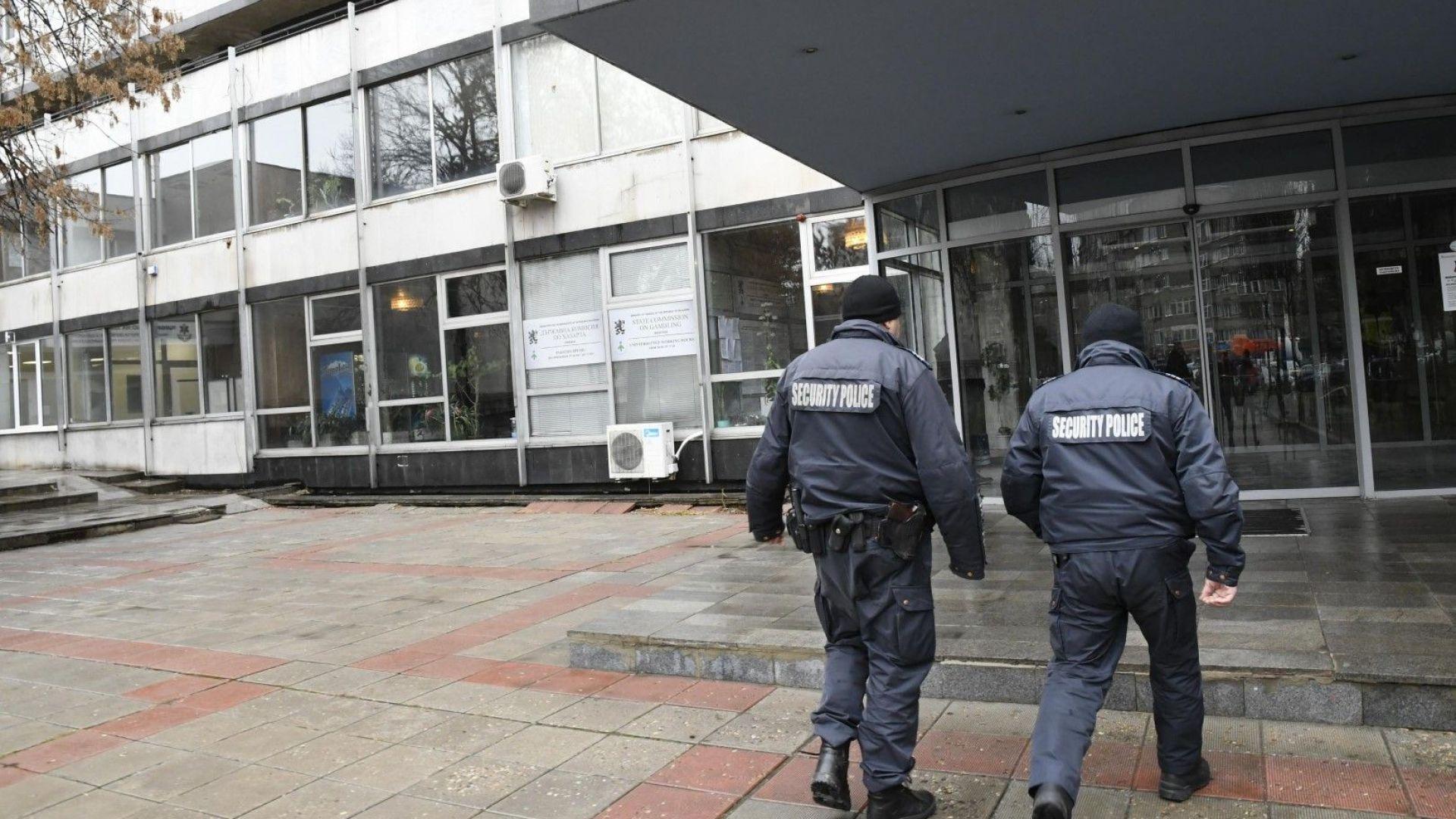 Началникът на кабинета на Владислав Горанов поема временно Комисията по хазарта