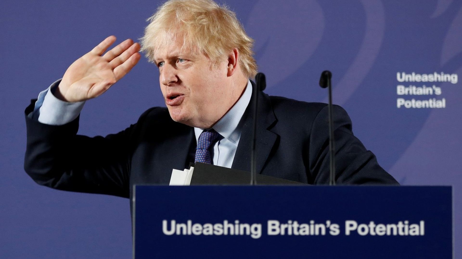 """Британският премиер не спомена думата """"Брекзит"""" в речта си новите отношение с ЕС"""