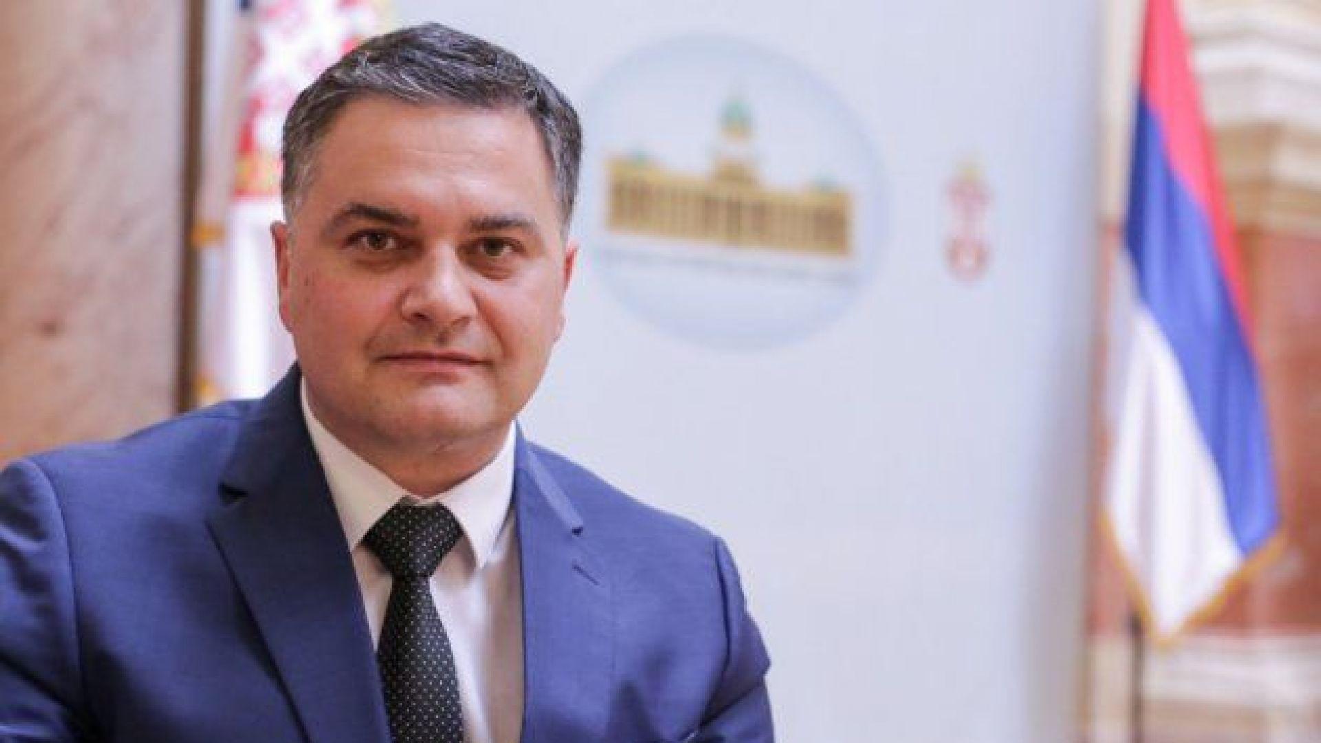 """Арести за злоупотреби в сръбското предприятие """"Инфраструктура на железниците"""""""